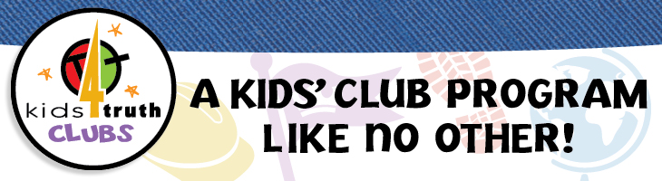 Kids4Truth Clubs | A new kids' club program from Regular Baptist Press